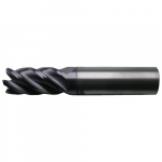End Mill for Ferrous Materials
