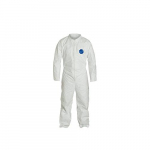 Tyvek 400 Coverall, Extra Large (Zipper Front)