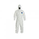 Tyvek 400 Coverall, 4 Extra Large