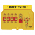 4-Lock Padlock Station, Z.T. Padlocks