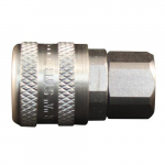 "1/4"" FNPT A Style Coupler, Single Pack"