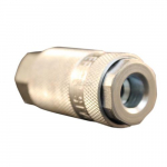"1/4"" FNPT L Style Coupler, Single Pack"
