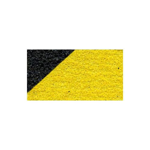 Heskins Con15z Conformable Safety Grip Tape Black Yellow