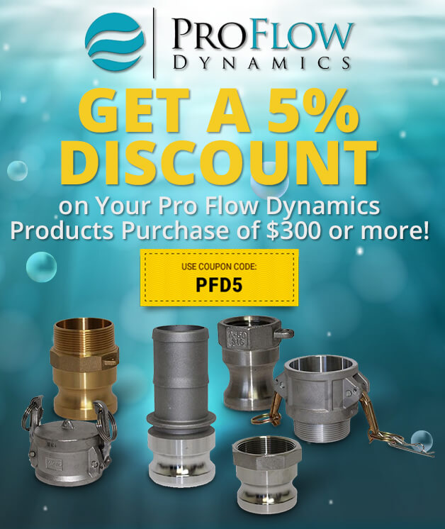 Pro Flow Dynamics Savings!